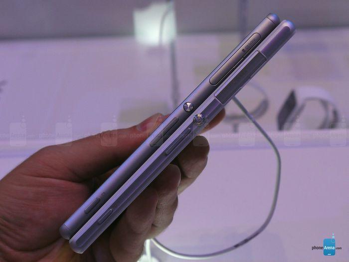 Comparatif Sony Xperia Z3 vs Xperia Z2