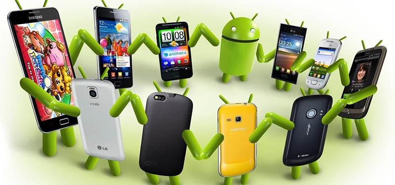 android fonctionnalités surcouches