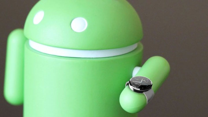 android wear mise a jour alarme