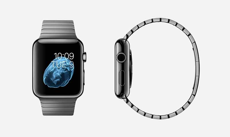 apple watch comparaison