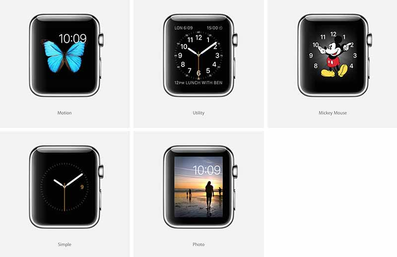 apple watch skins
