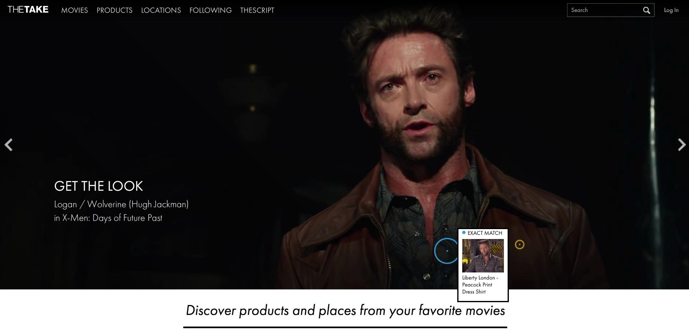 application thetake acheter accessoires films