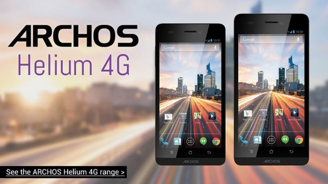 Archos 45 Helium 4G