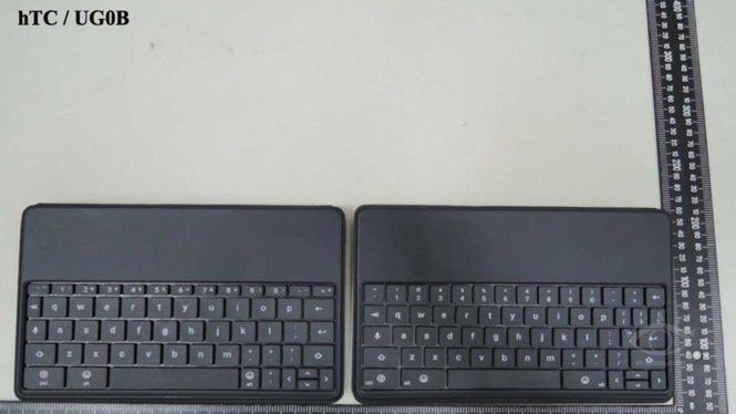 clavier Nexus 9