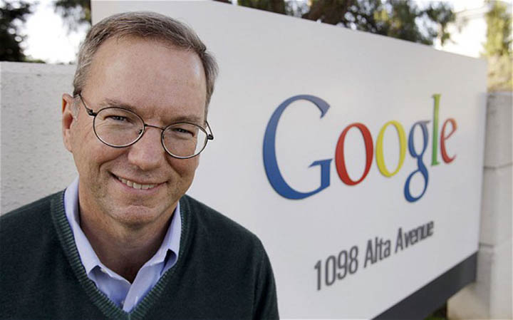 eric schmidt iphone 6 retard