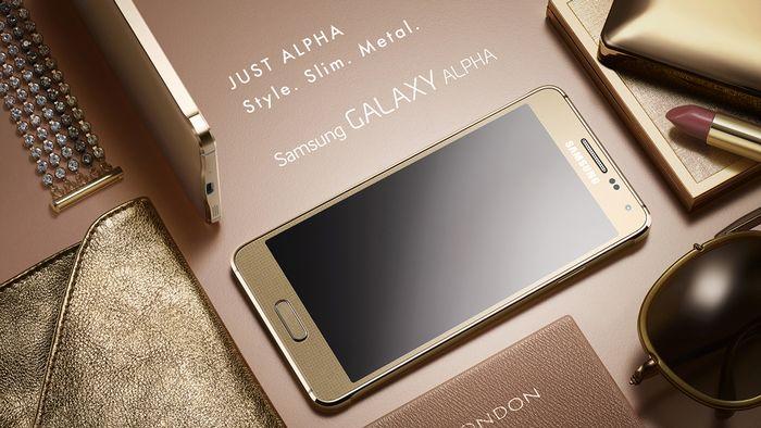 Galaxy Alpha SM-A300