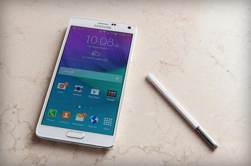 galaxy note 4 date de sortie france