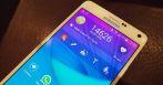 écran du Galaxy Note 4