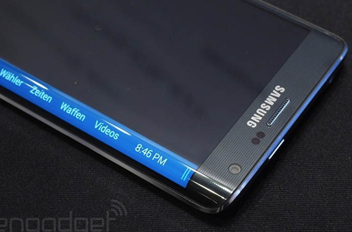 galaxy note edge incurve officiel
