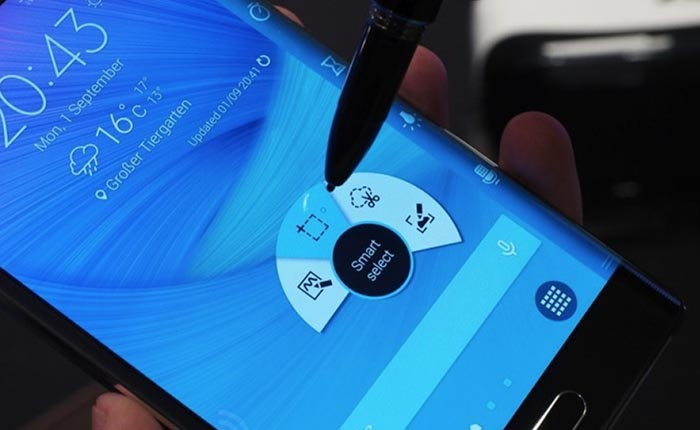 galaxy note edge officiel