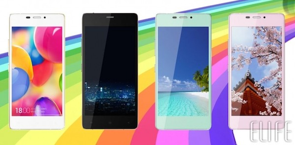gionee elife s5.1 5,1 mm