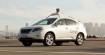 google car autorisés californie