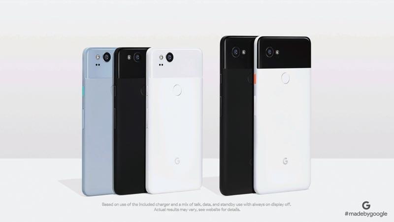 google pixel 2 pourquoi