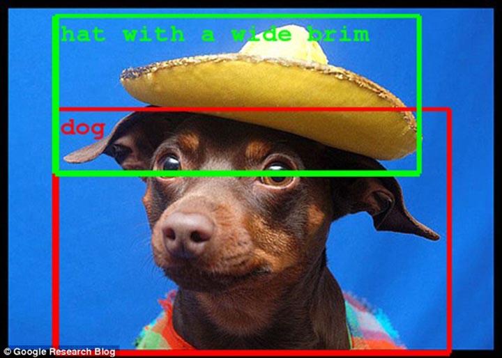 google reconnaissance image