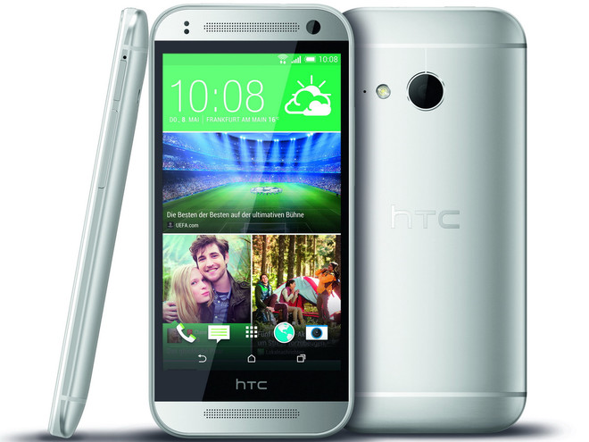HTC One Mini 2 comparatif
