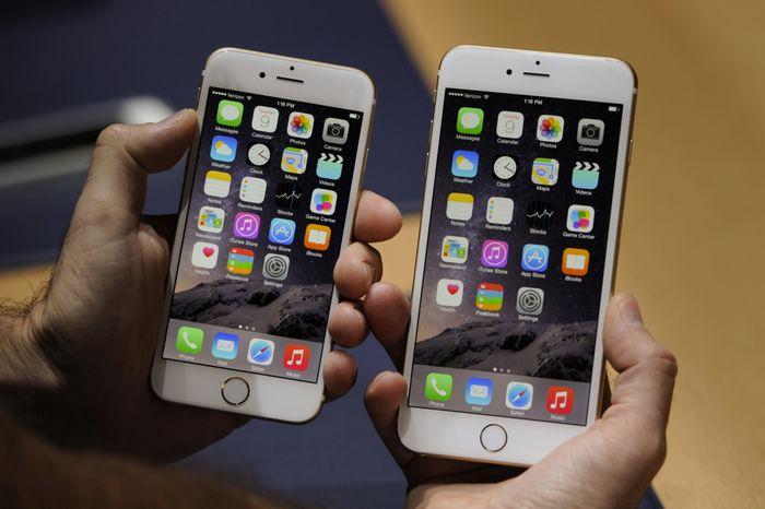 prix de l'iPhone 6 et l'iPhone 6 Plus
