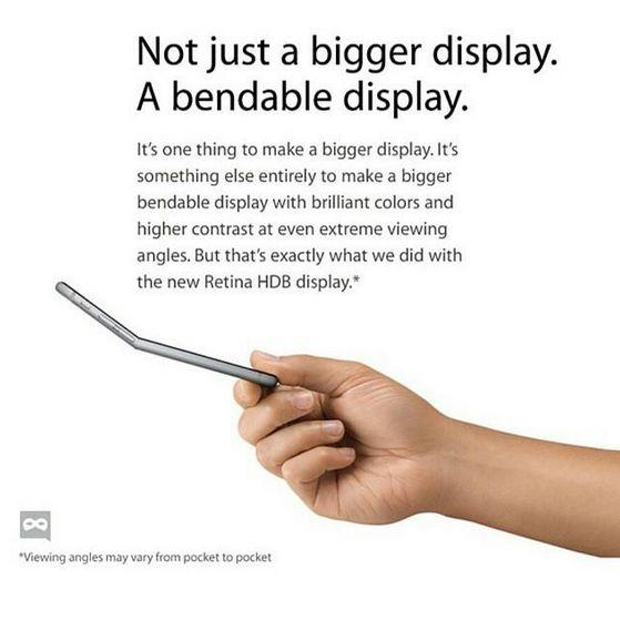 iPhone 6 torsion