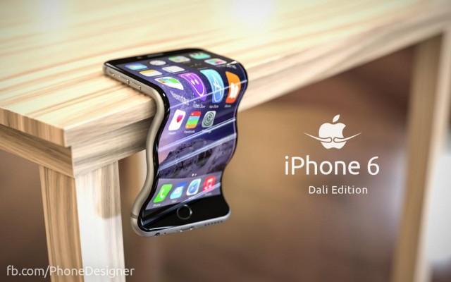 iphone 6 tordu