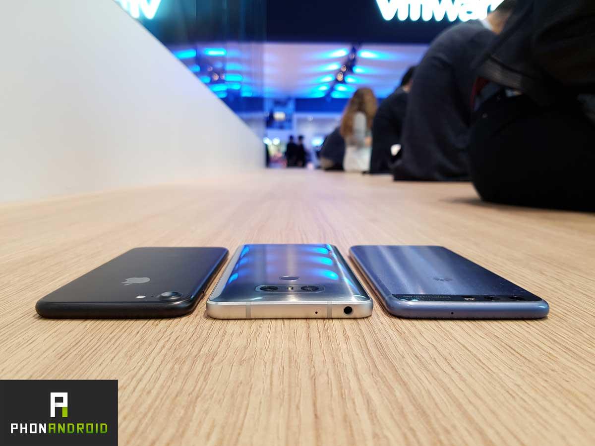 iphone 7 lg g6