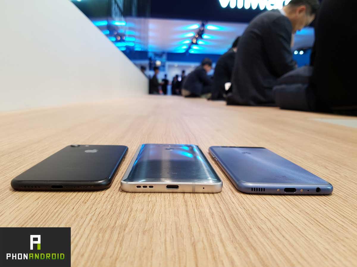 LG G6 huawei p10