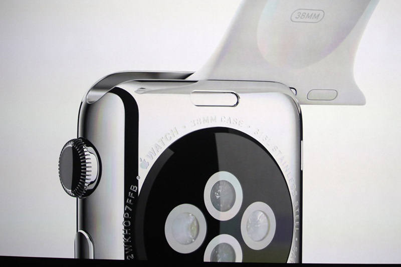iwatch cardiaque