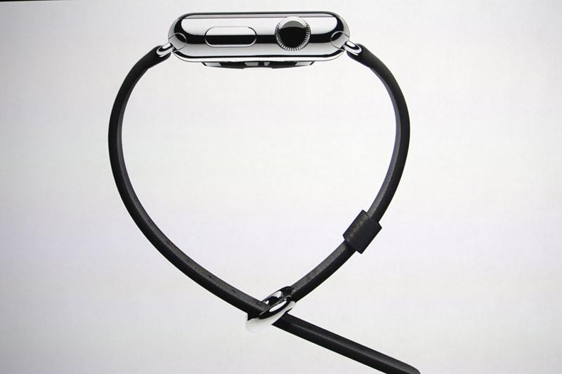 iwatch cuir