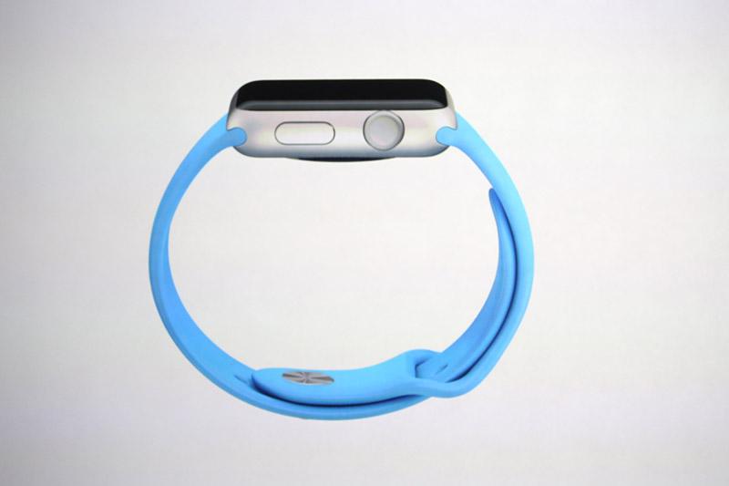 iwatch plastique