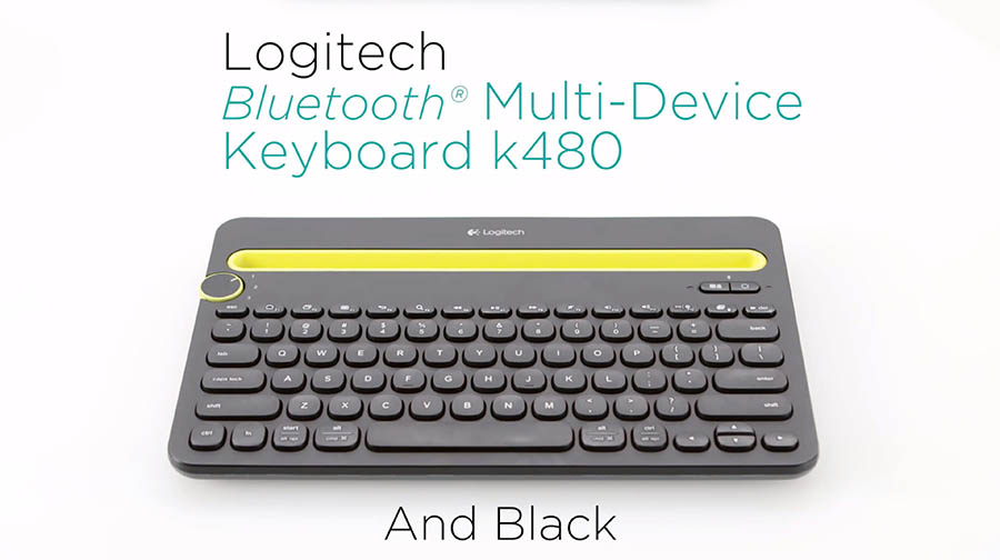 logitech clavier bluetooth simultané