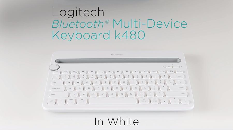 logitech clavier