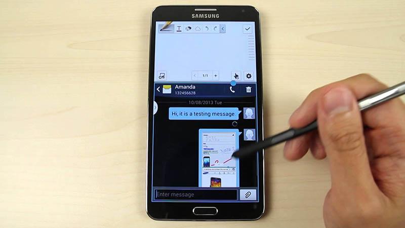 Android le top 5 des fonctionnalit s des constructeurs for Multi fenetre android