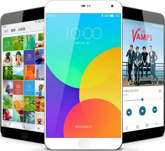 date de sortie et prix du Meizu MX4