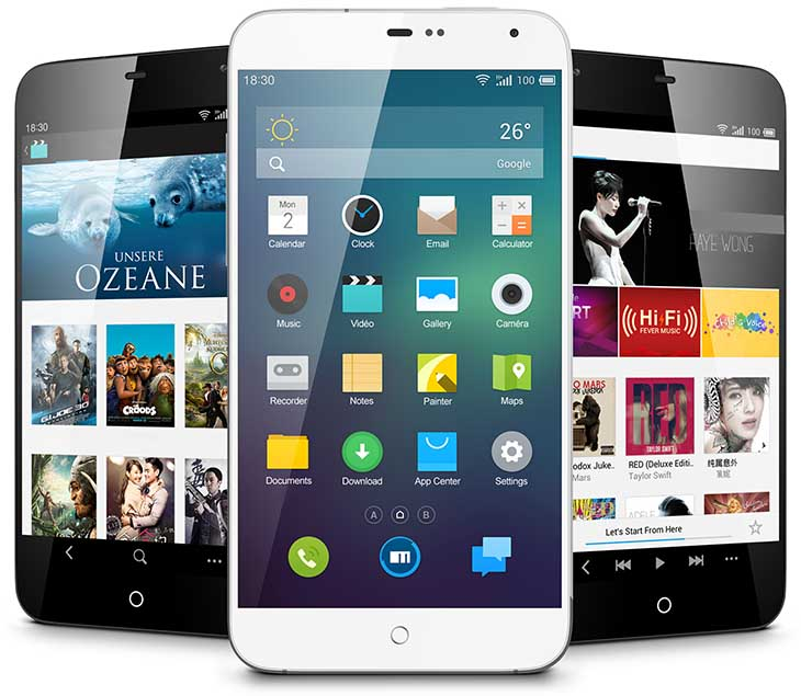 meizu mx3 reduction pas cher