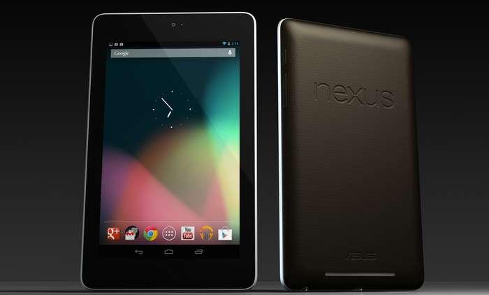 Nexus 7 mise à jour Android L
