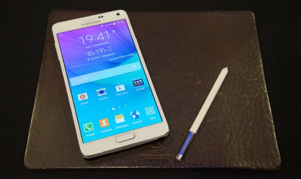 Prix du Galaxy Note 4