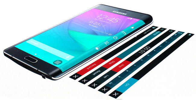 sondage Galaxy Note Edge
