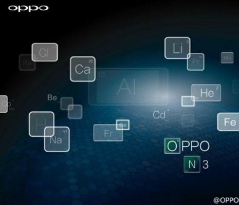 teaser Oppo N3