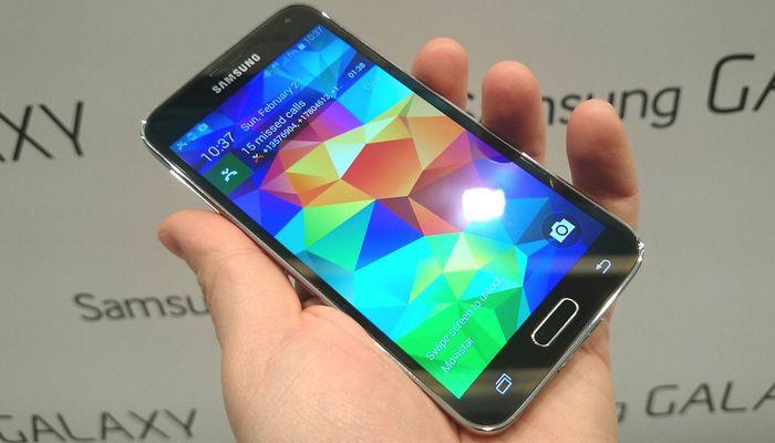 prix du Galaxy S5