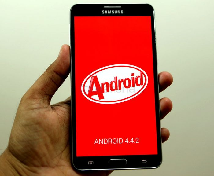 samsung Android kitkat