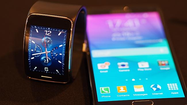 samsung galaxy note 4 gear s