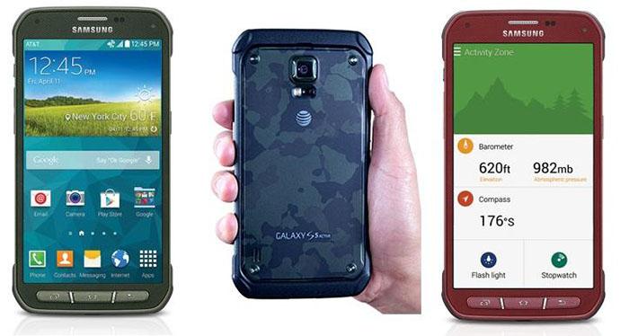 Galaxy S5 Active : le smartphone ultra-solide va sortir en ...