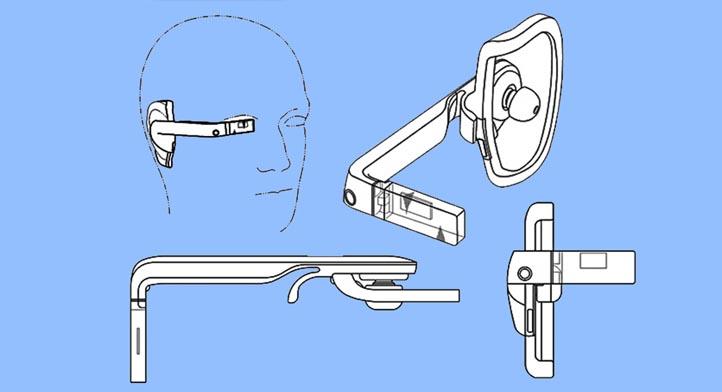 samsung gear glass blink