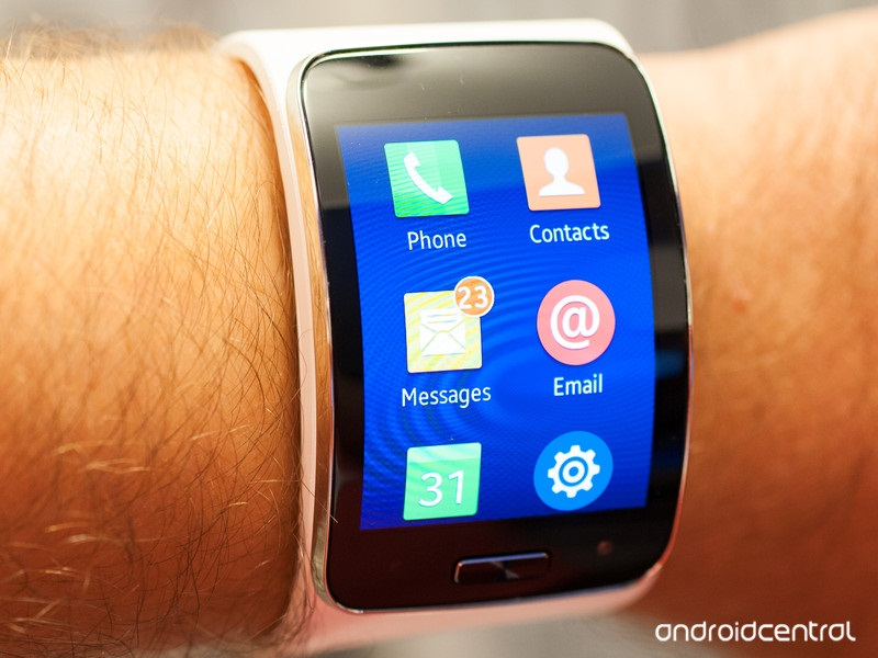 samsung gear s applications