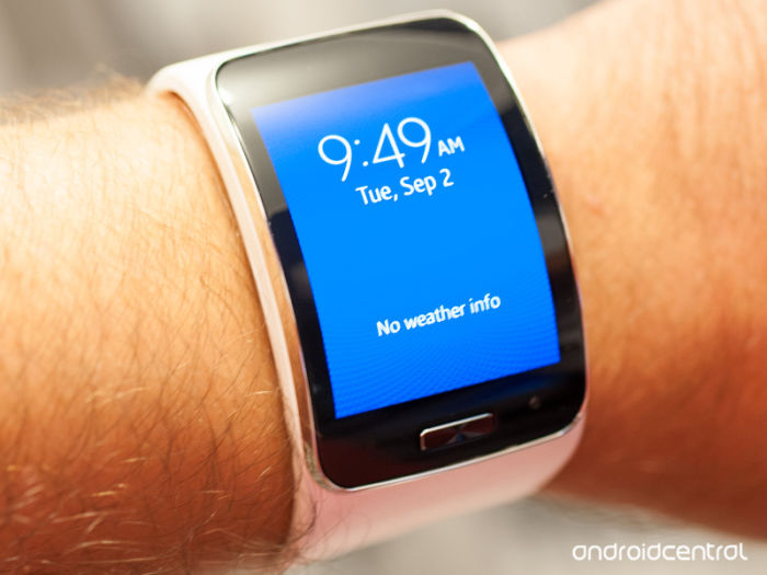 prix de la Samsung Gear S