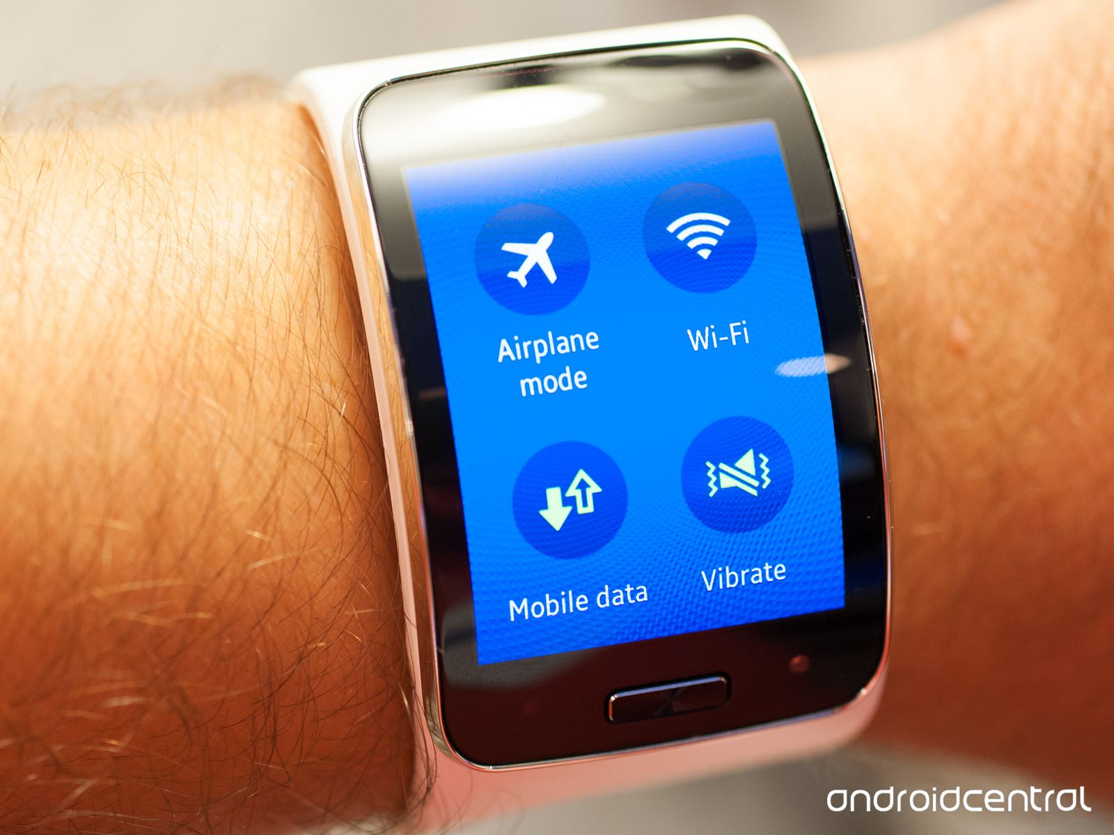 samsung gear s widgets
