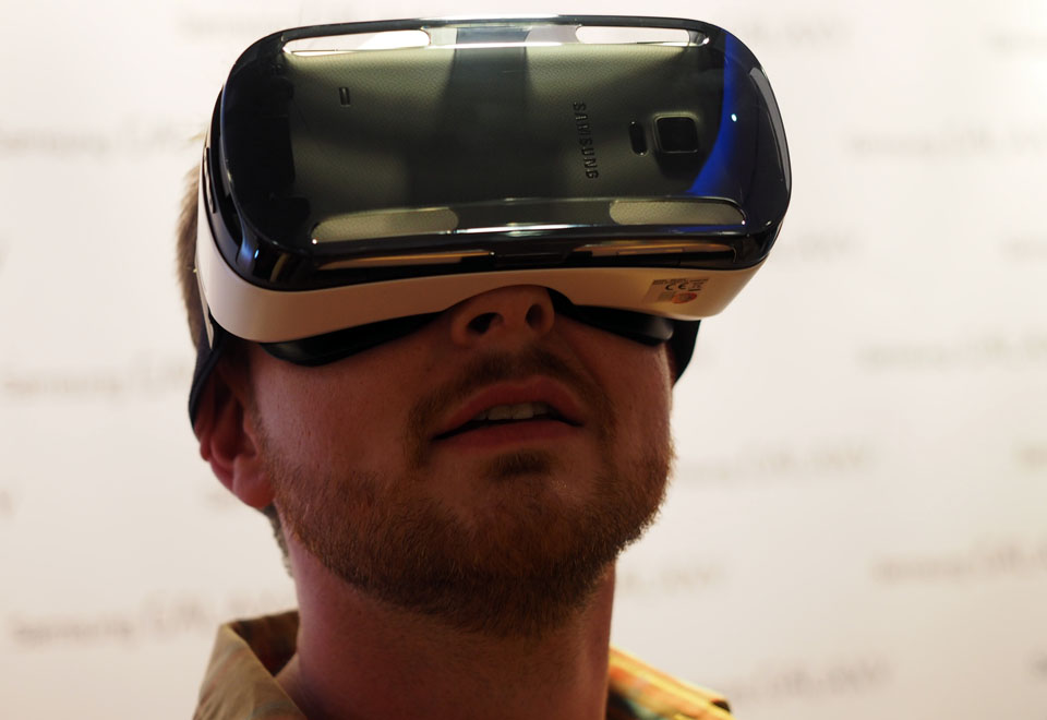 Samsung Gear VR officiel