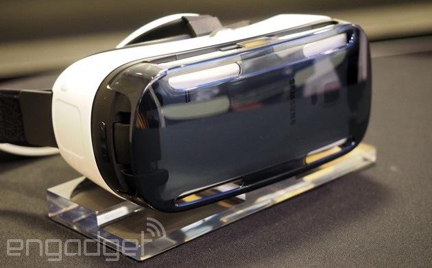 Samsung Gear VR officiel