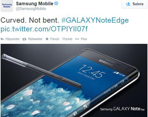Samsung Galaxy Note Edge iPhone 6 Plus