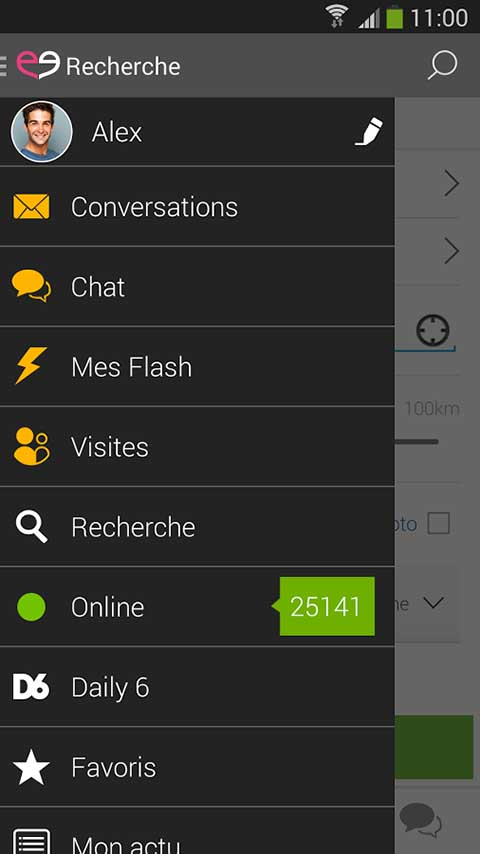 selection app rencontre android meetic