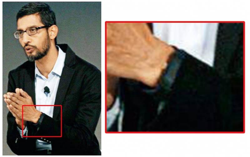 smartwatch nexus google