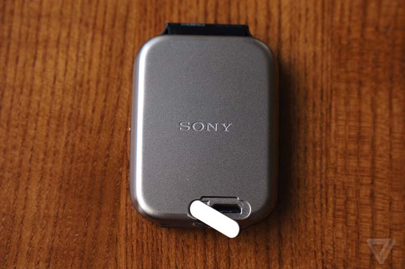 sony smartwatch 3 micro usb